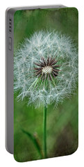 Portable Battery Charger featuring the photograph Softly Sitting by Jan Amiss Photography