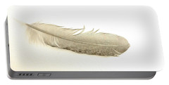 Softness Of A Feather Portable Battery Charger