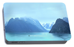 Portable Battery Charger featuring the photograph Sojourn by John Poon