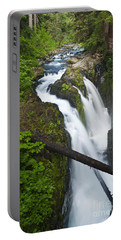 Sol Duc Falls Portable Battery Charger