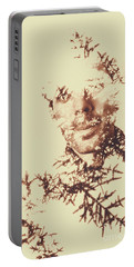 Solace Of Spirit Within Portable Battery Charger