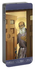 Bl. Solanus Casey - Lwvsc Portable Battery Charger