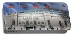Soldier Field Portable Battery Charger