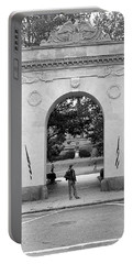 Soldiers Memorial Gate, Brown University, 1972 Portable Battery Charger