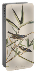 Solitary Flycatcher Or Vireo Portable Battery Charger