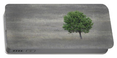 Solitary Tree Portable Battery Charger