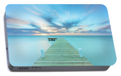 Portable Battery Charger featuring the photograph Solitude by Evgeny Vasenev