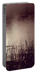Portable Battery Charger featuring the photograph Solitude by Trish Mistric