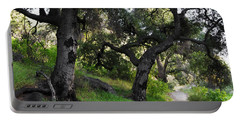 Solstice Canyon Live Oak Trail Portable Battery Charger by Kyle Hanson