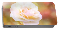 Solstice Rose Portable Battery Charger