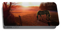 Solstice Sunrise Portable Battery Charger