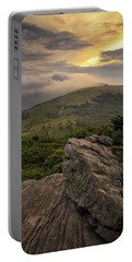 Rocky Sunset - Roan Mountain Portable Battery Charger