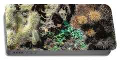 Some Square Yardage Of Joshua Tree Portable Battery Charger