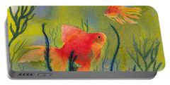 Something Fishy Going On Portable Battery Charger