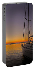 Somewhere Beyond The Sea ... Portable Battery Charger