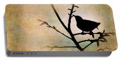 Song Bird Portable Battery Charger