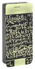 Song Notes Title Page A-l Portable Battery Charger