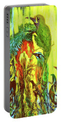 Song Of Costa Rica Portable Battery Charger