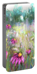 Song Of The Flowers Portable Battery Charger