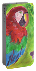 Song Of The Rainforest Portable Battery Charger
