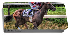 Songbird With Mike Smith Saratoga August 2017 Portable Battery Charger