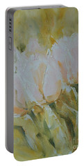 Sonnet To Tulips Portable Battery Charger