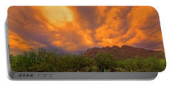 Portable Battery Charger featuring the photograph Sonoran Sonata H16 by Mark Myhaver