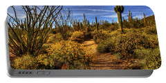 Sonoran Spring 01 Portable Battery Charger