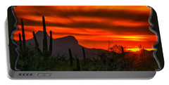 Sonoran Sunset H38 Portable Battery Charger
