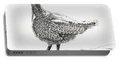 Sooty Grouse Portable Battery Charger