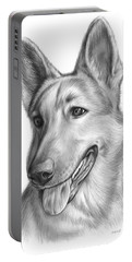 Pet Portrait Drawings Portable Battery Chargers