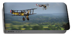 Sopwith Scout 2 Portable Battery Charger