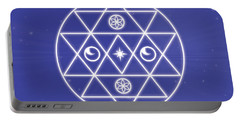 Souls Journey Home Portable Battery Charger