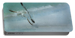 Sound Of Seagulls Portable Battery Charger