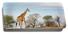 South African Giraffe Portable Battery Charger
