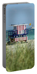 South Beach Portable Battery Charger