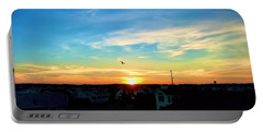 South Bethany Sunset Portable Battery Charger