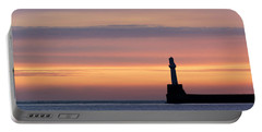 South Breakwater At Dawn - 2 Portable Battery Charger