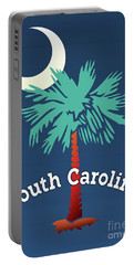 South Carolina Palmetto Portable Battery Charger