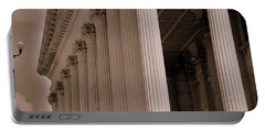 South Carolina State House Columns  Portable Battery Charger