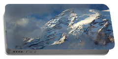 South Face - Mount Rainier Portable Battery Charger