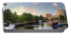 South Florida Canal Living Portable Battery Charger