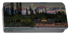 South Pacific Moonrise Portable Battery Charger
