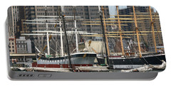 South Street Seaport Pioneer Portable Battery Charger