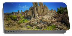 South Tufa 1 Portable Battery Charger by Craig J Satterlee