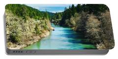 South Umpqua River Oregon  Portable Battery Charger