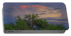 Portable Battery Charger featuring the photograph Southeast Of Sunset H38 by Mark Myhaver