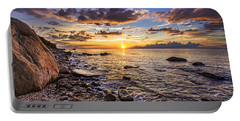 Southold Sunset Portable Battery Charger