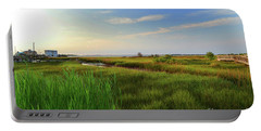 Southport Marsh Sunrise Portable Battery Charger