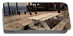 Southport Picnic Table Portable Battery Charger
